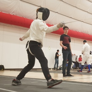 Lucas - Fencing